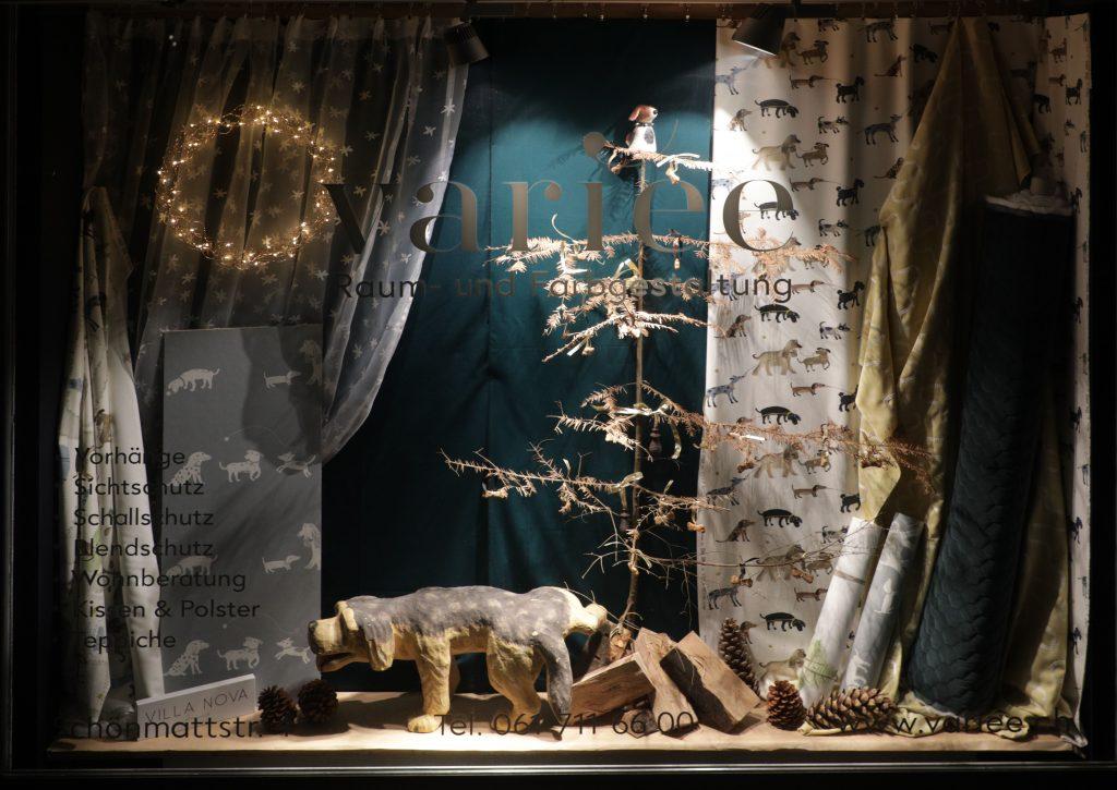 Hundeweihnacht -- aus Picturebook Villa Nova